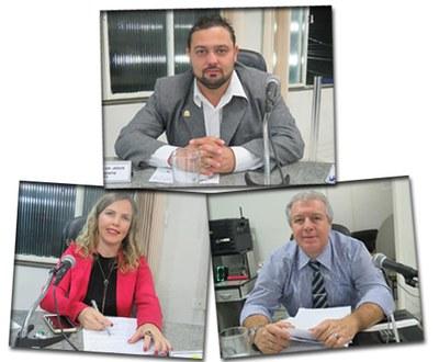 A nova Mesa Diretora da Câmara 2019/2020