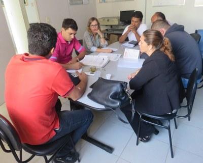 Vereadores fazem mais uma reunião das comissões permanentes